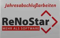 Jahresabschlußarbeiten ReNoStar